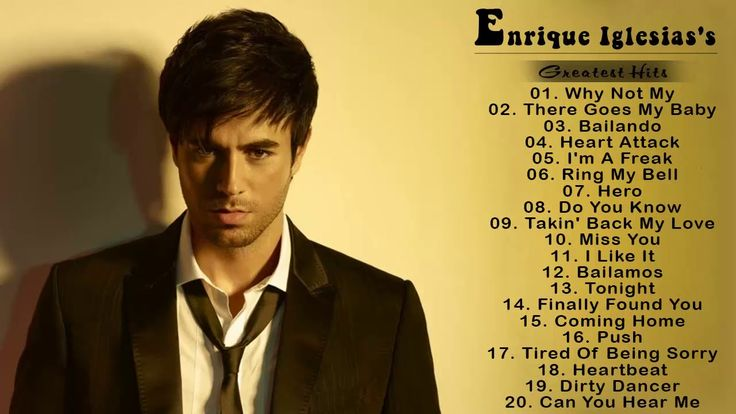 Enrique Iglesias Greatest Hits Full Album - Best Songs Of Enrique Iglesias