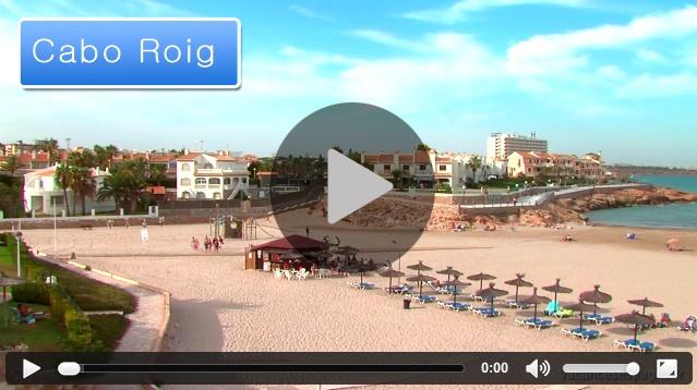 Vidéo d'information touristique sur la ville de Cabo Roig : informations de voyage, histoire, carte et lieux d'intérêt pour vos vacances à Cabo Roig.