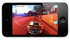 Apple iPod touch 8GB 4th Generation has fantastic games and apps.