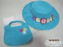Шляпа и сумка