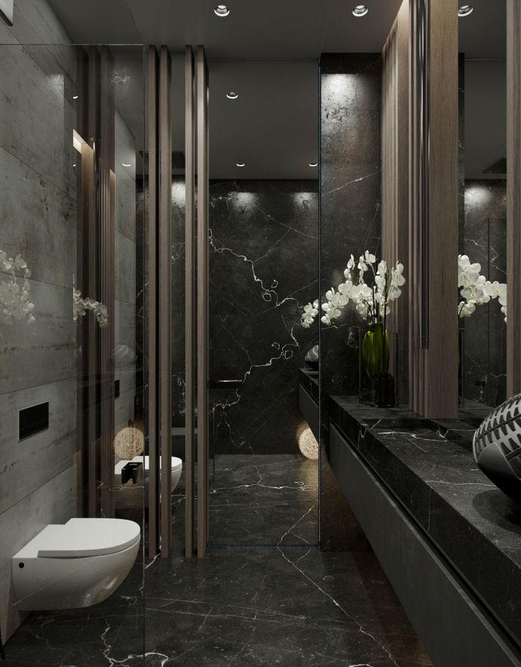 Природная элегантность - Ванная комната: сияние чистого разума | PINWIN - конкурсы для архитекторов, дизайнеров, декораторов