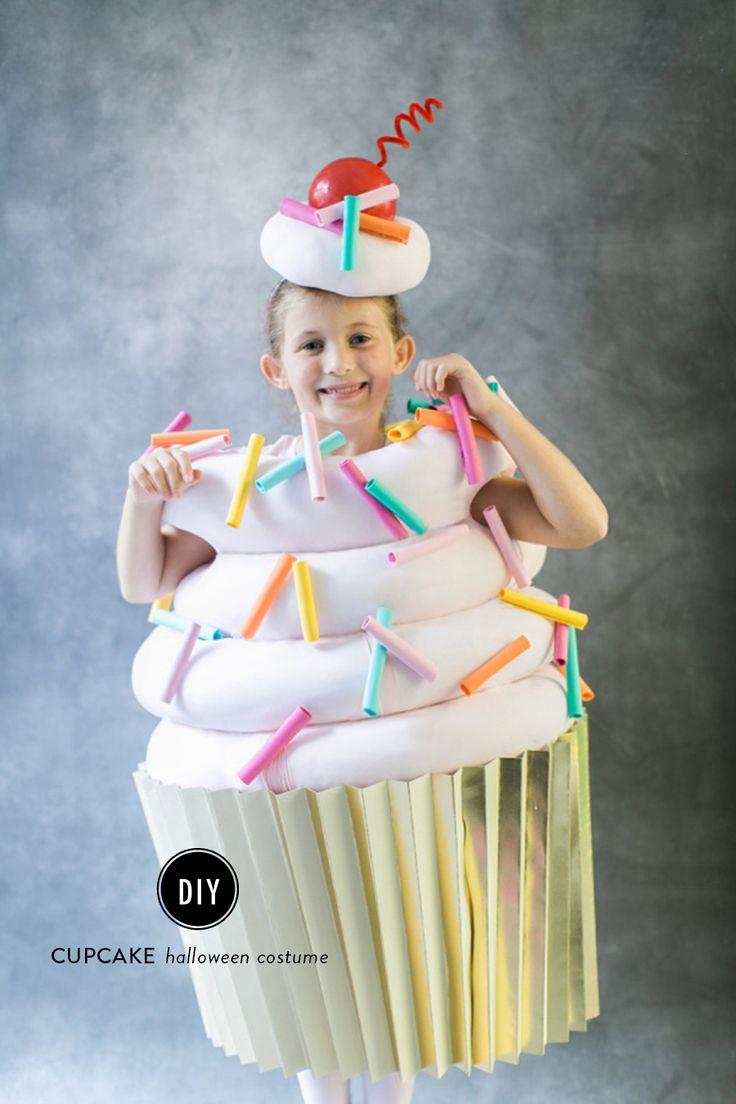 Cupcake costume: http://www.stylemepretty.com/living/2015/10/14/diy-halloween-costume-cupcake/ | Photography: Ruth Eileen Photography - rutheileenphotography.com