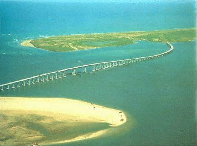 Outer banks bridge i hate bridges but worth the drive for Oregon inlet bridge fishing report