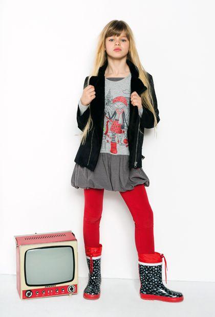 Lookbook #AW14 #Boboli #Girls