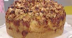 La ricetta da La prova del cuoco torta alta di mele di Natalia Cattellani oggi 16 gennaio 2017