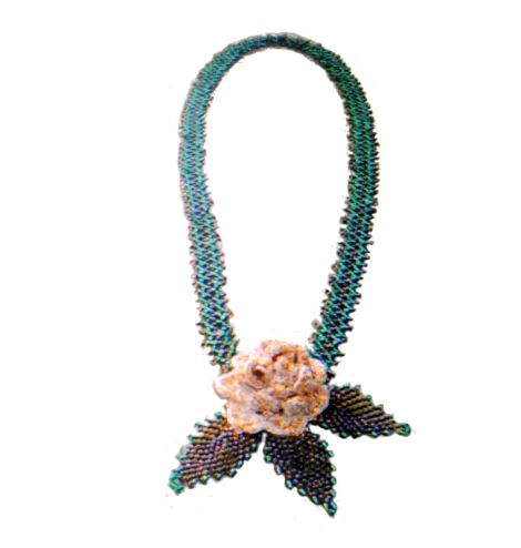 bijuterii margele de nisip Sic si Clasic amaizing seed beads design by Adelina Maries