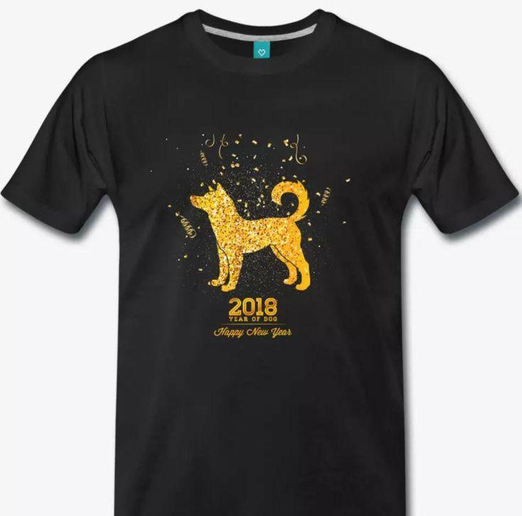 Nouvelle an chinois – Année du chien | T-shirt Premium Homme