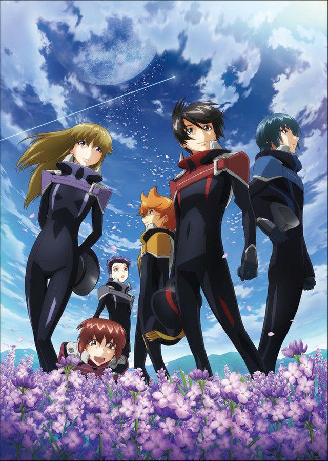 Imagen para la retransmisión del Anime Ginga Kikoutai