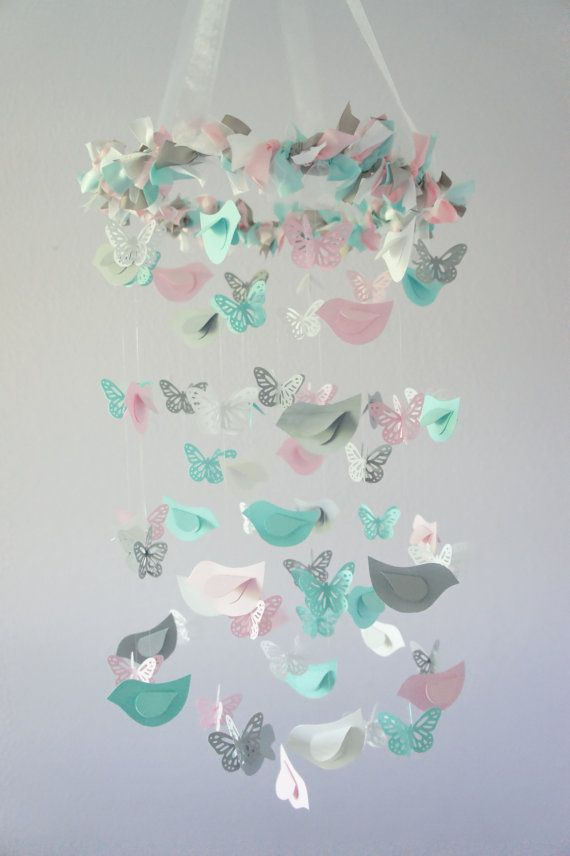 Best 20 bird nursery ideas on pinterest bird theme for Bird mobiles for nursery