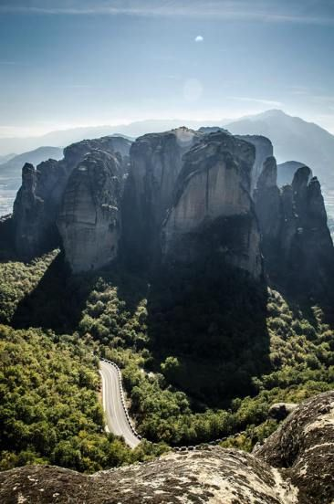 Photographer : Stefanos Mokas  Meteora -Thessalia