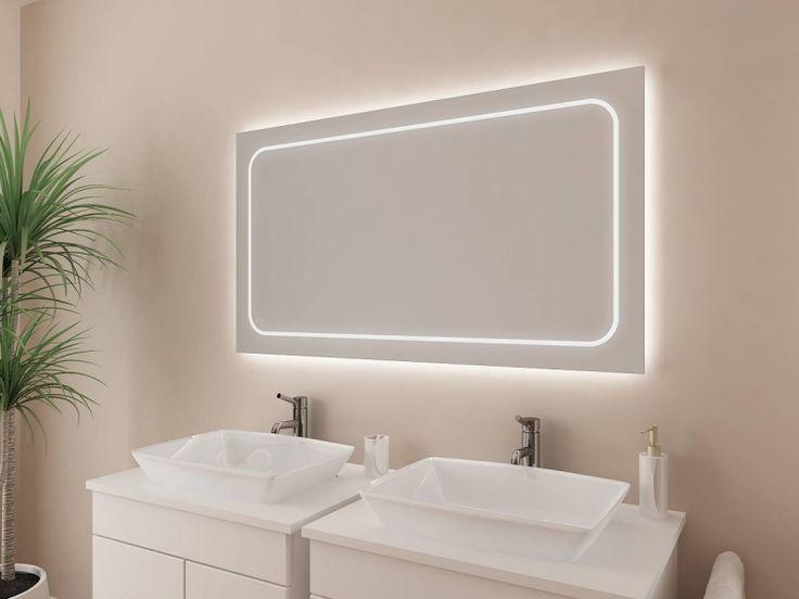 58 besten Badspiegel mit Beleuchtung Bilder auf Pinterest