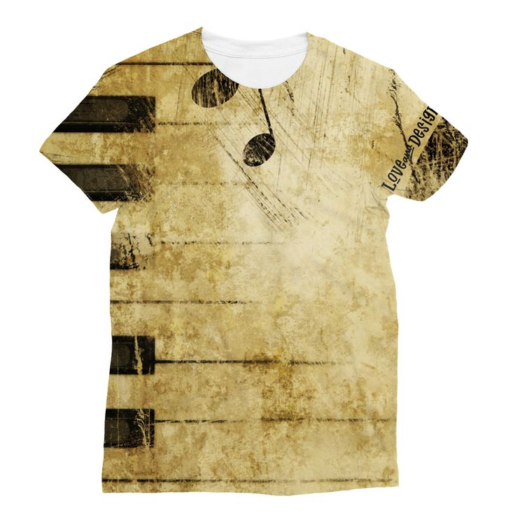 New at love and design today: Love and Design M... - click through http://loveanddesign.com/products/love-and-design-music-and-piano-brand-sublimation-t-shirt?utm_campaign=social_autopilot&utm_source=pin&utm_medium=pin