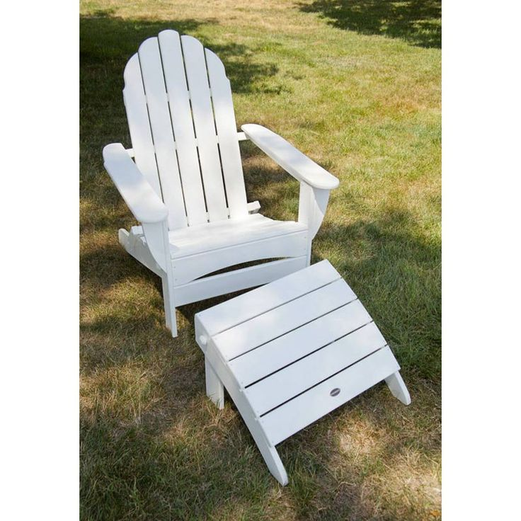 Lovely POLYWOOD Adirondack Chairs With Curved Back | All Weather, Solid Recycled  Plastic Outdoor Furniture From Pictures Gallery