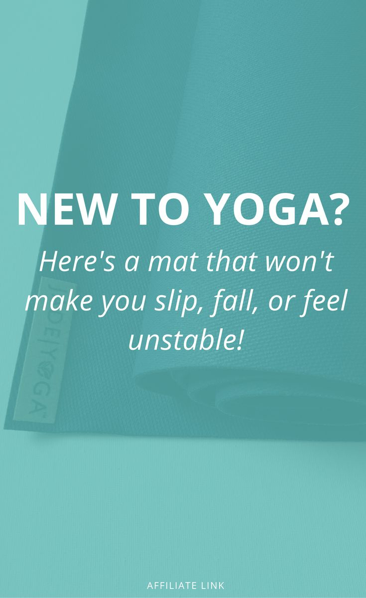 Want to find the BEST non-slippery + eco-friendly yoga mat for your yoga practice? Check out the Jade Yoga mats! Jade Yoga Travel Mat is the best yoga mat I've ever tried - and it has completely transformed my yoga practice. I feel stable, safe, and supported - not slipping and sliding in my Downward Dog like I used to! If you're looking for an eco-friendly yoga mat that's not slippery AT ALL and will have your back no matter how sweaty your practice gets, Jade yoga mat is for you...