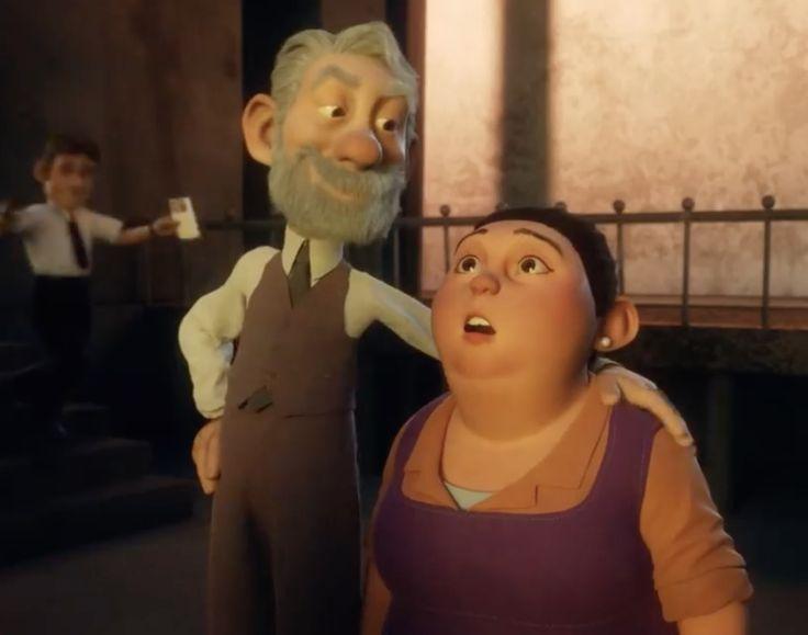 JUSTINO. A tous les faiseurs de bonheur dans l'ombre… un film d'animation émouvant. Justino est l'unique gardien de nuit dans une fabrique de mannequins. Il consacre son temps imaginer des mises en scène pour donner le sourire à ses collègues qui travaillent la journée (et qu'il ne croise jamais). Ce dévouement altruiste va être récompensé. :) Je vous invite à découvrir ce très émouvant court-métrage d'animation qui nous rappellera qu'il est important de nous montrer reconnaissant et…