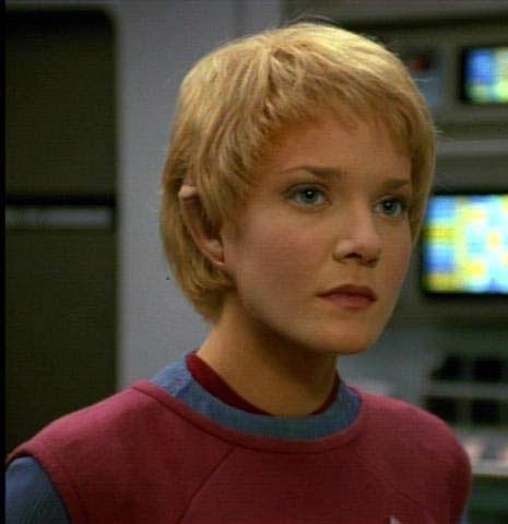 Star Trek Voyager Kes
