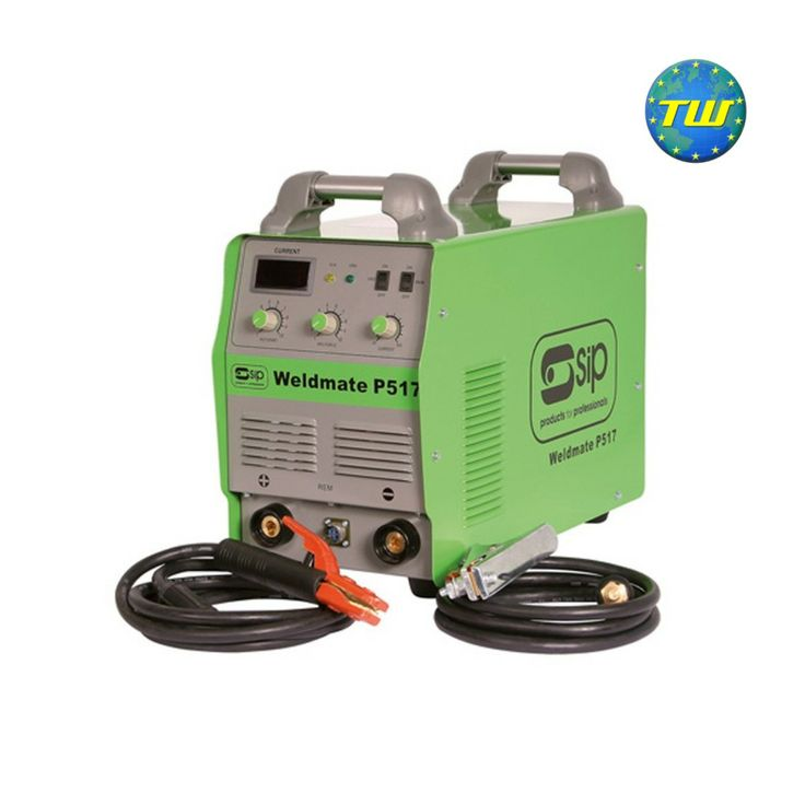 SIP Weldmate 05256 P517 480 Amp 3 Phase Arc Inverter Welder http://www.twwholesale.co.uk/product.php/section/7130/sn/SIP05256