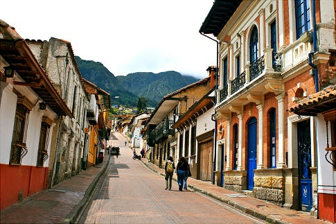 Bogota is putting Colombia back on the travel map