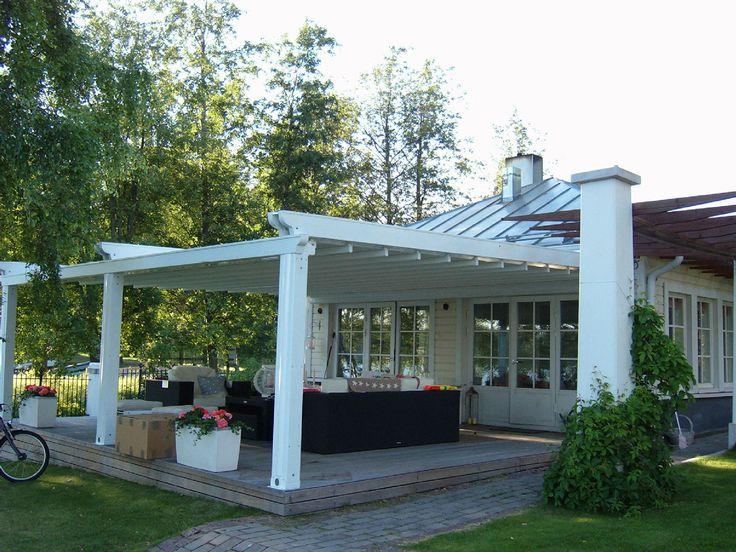 Katosmarkiisi- Artic Store #awnings #outdoor #terrace #livingroom #articstore