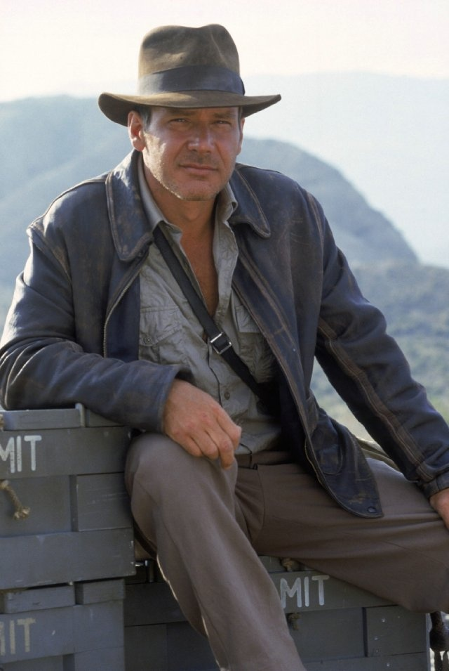 Still of Harrison Ford in Indiana Jones and the Last Crusade