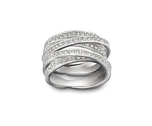 Spiral Bague - Bijoux - Swarovski Boutique Online