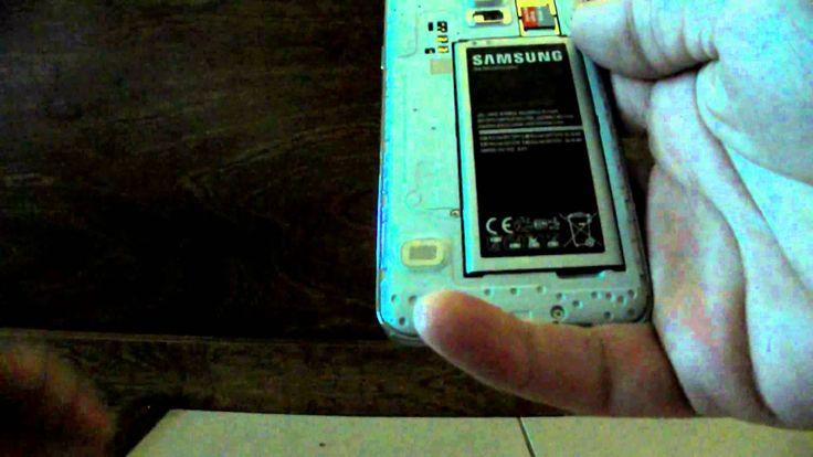 How to Unlock Samsung Galaxy S5 from Fido with Cellunlocker.net