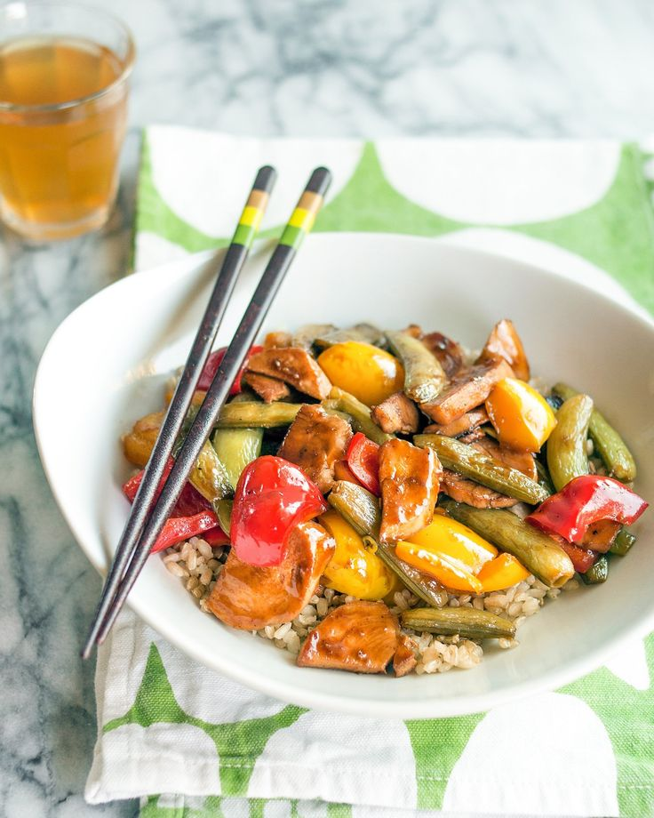 I lived off packaged stir-fry dinners from the freezer section for the better part of my 20s. As easy as it is to throw together a spur of the…