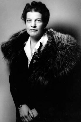 Cairine Wilson, Canada's first female Senator, appointed in 1930