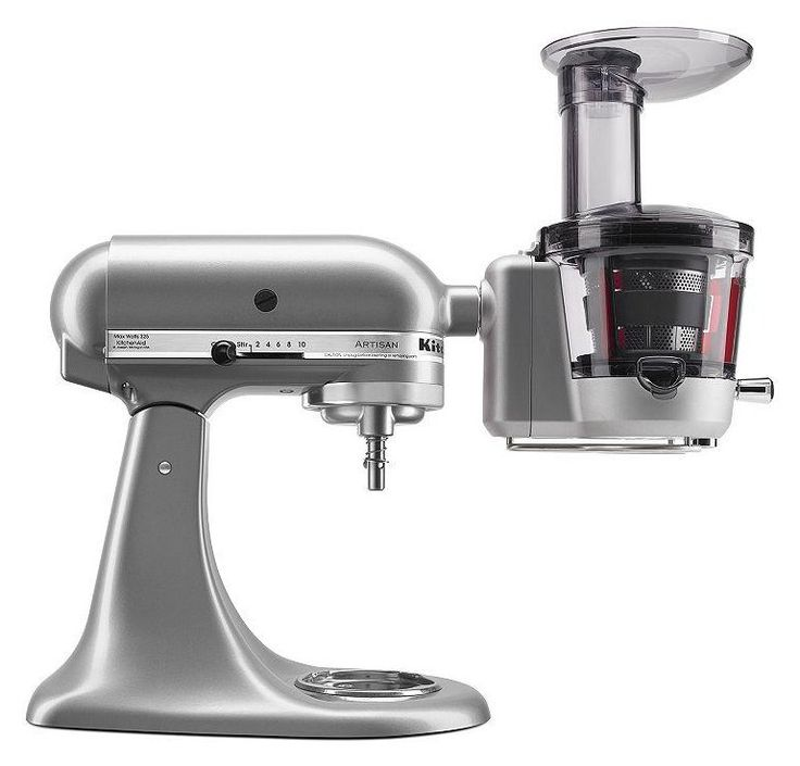 KitchenAid Stand Mixer Attachments Your Kitchen Needs | Slow Juicer Attachment