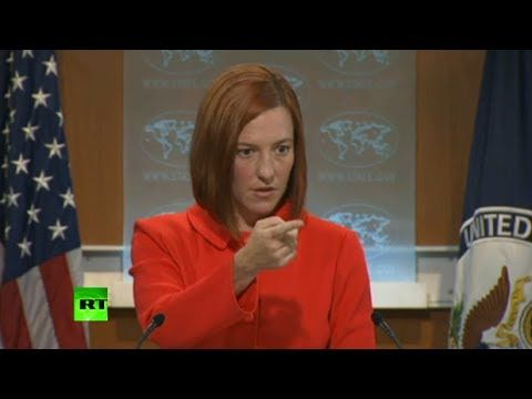 State Dept's Jen Psaki grilled on Iraq, Ukraine - baffled by questions o...
