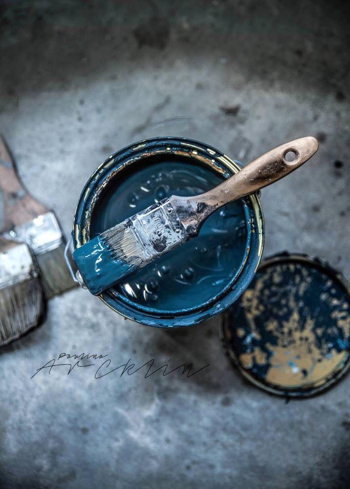Paint by L'Authentique Paints & Interior. Picure taken by Paulina Arcklin.