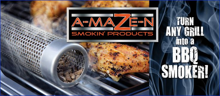 A-MAZE-N Products, Inc. provides BBQ accessories that turn any grill into a smoker.  Our products allow consumers to cold smoke or hot smoke with BBQ pellets. These products can be used in electric smokers, pellet grills, charcoal grills, or propane grills to add additional smoke flavor while cooking.