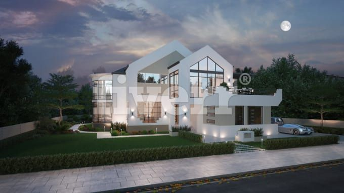 If You Need 3d Models And Rendering Look This Way Super Quality Great Communication And Fast Delive Luxury Floor Plans Duplex House Plans House Floor Plans