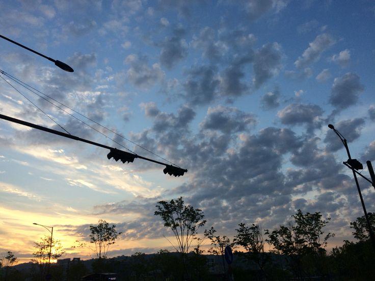 #sky #seoul_korea #구름 #하늘