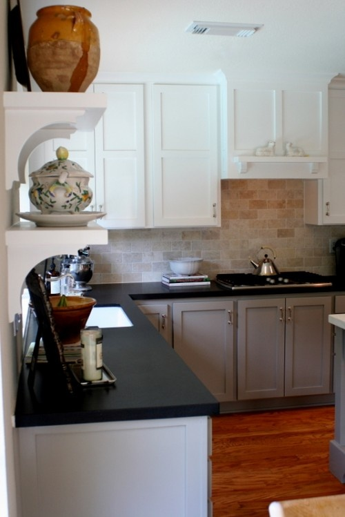 149 best kitchen colours images on pinterest for Bentwood kitchen cabinets