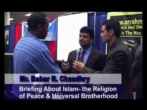 Combating Islamophobia Through Media #ARAR #Islam #Peace