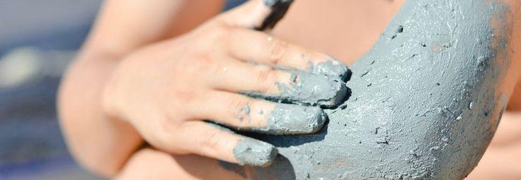 Dead Sea Psoriasis Treatment #WeLoveTheDeadSea #deadsea #mud