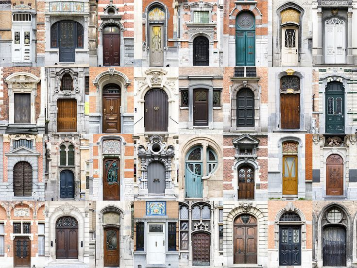 Doors of the World - Belgium