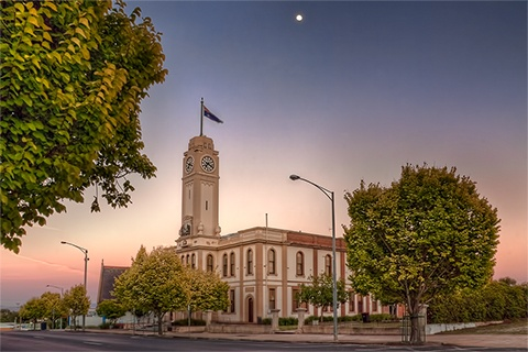 Town Hall, Stawell
