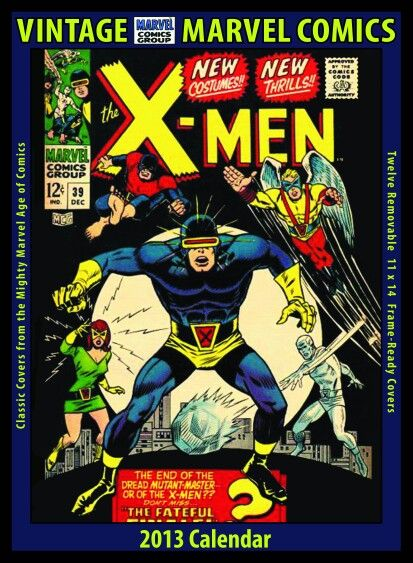 Xavier's second attempt, recognized here as the young versions of the most popular 5 X-Men