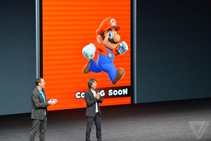 Super Mario Run, un nuevo juego de Nintendo, llegará en exclusiva a iOS - http://www.esmandau.com/2016/09/super-mario-run-un-nuevo-juego-de-nintendo-llegara-en-exclusiva-ios/