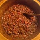 Recipe photo: Slow cooker chilli con carne