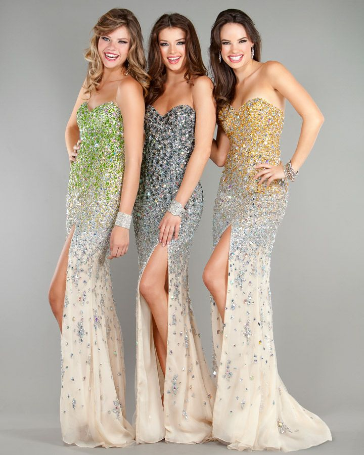 75 best images about Prom Dresses on Pinterest