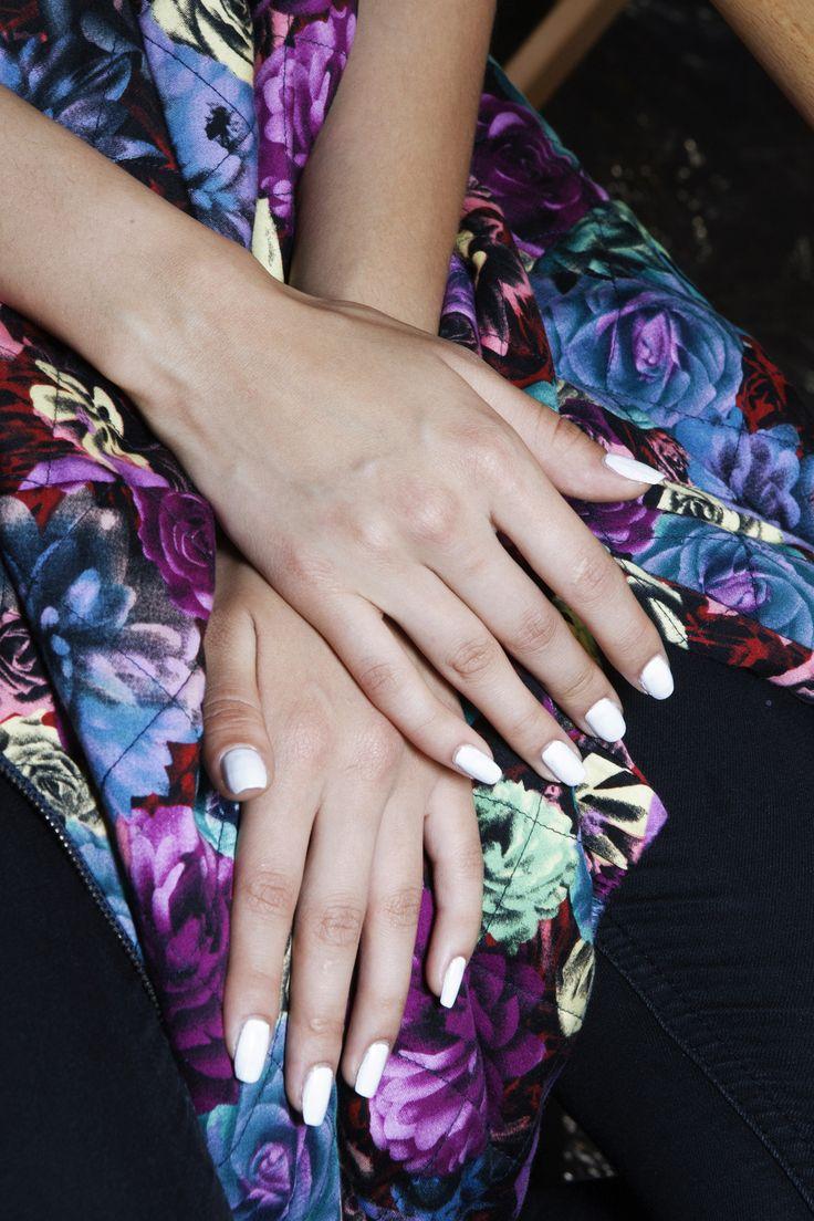 Manicure: trendy wiosna-lato 2014, Ravizza, fot. Imaxtree