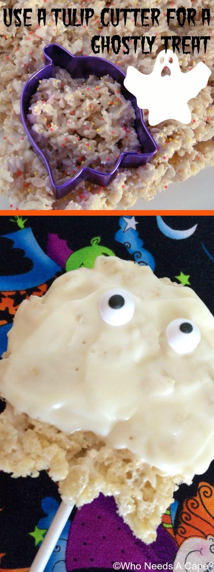 Top 25+ best Halloween rice krispy treats ideas on Pinterest ...