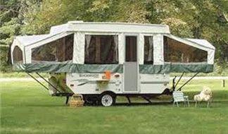Pop-Up Camper Rentals near Munising, Upper Peninsula Michigan