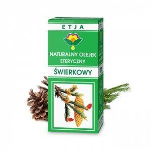 Eteryczny Olejek Świerkowy 10 ml ETJA
