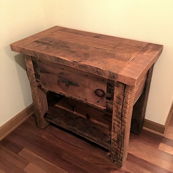 19 best images about barnwood furniture on pinterest for Coffee tables 4x4