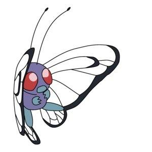 Pokemon #12 Butterfree
