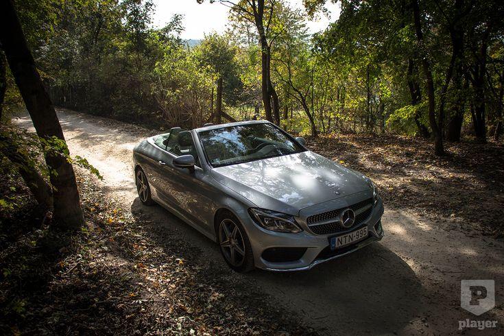 Mercedes-Benz C300 Cabrio - Ceremóniamester ajánlja / - Szablya Ákos Ceremóniamester -